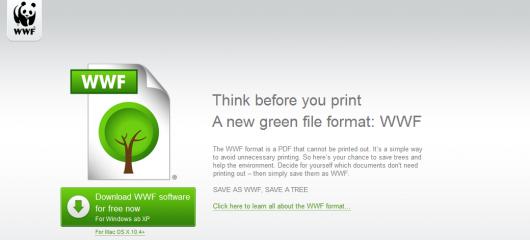 Programa para criar arquivos .wwf